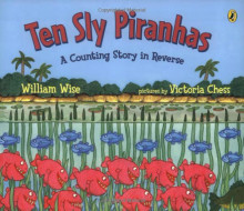 Ten Sly Piranhas: A Counting Story in Reverse