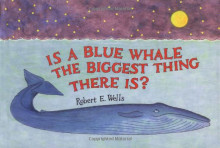 Is Blue Whale the Biggest Thing There is?